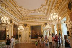 Royal Castle-knights room, Warsaw