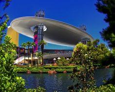 Торговый центр Fashion Show в Лас-Вегасе, США.
