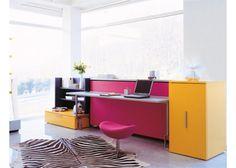 Otimizando espaços: móveis funcionais