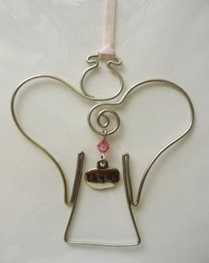 Angel Ornament Dangle