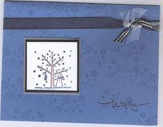 Splitcoaststampers FOOGallery - Winter tree