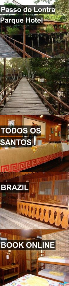 Passo do Lontra Parque Hotel in Todos os Santos, Brazil. For more information, photos, reviews and best prices please follow the link. #Brazil #TodososSantos #travel #vacation #hotel