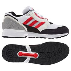 Adidas Originals EQT 91 Equipment Running Cushion D67568 WhiteRed Mens Shoes Size 9 -- Click image to review more details.(This is an Amazon affiliate link and I receive a commission for the sales)