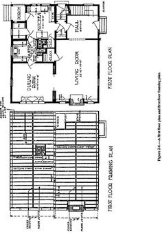 Stairs Floor Plan Construction Drawings #stairs Pinned By Www.modlar.com