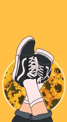39 Funny Cartoon Wallpaper Ideas Make You Happy Cartoon Vans Iphone Background Vsco En 2019 Fond D Ecran Vans Yellow Aesthetic Happy Bright Quotes Tumblr Wallpaper, Wallpapers Tumblr, Iphone Wallpaper Images, Cute Wallpaper Backgrounds, Cute Cartoon Wallpapers, Aesthetic Iphone Wallpaper, Disney Wallpaper, Aesthetic Wallpapers, Shoes Wallpaper