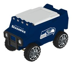 Amazon.com : 30 Qt. NFL Rover Cooler NFL Team: Seattle Seahawks : Patio, Lawn & Garden