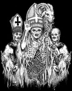 Artist: riddickart ~ Image Title: Shreds of Martyr