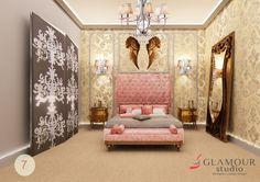 Glamour Studio Videochat Bucuresti - Angel Room Angel, Glamour, Concept, Room, Design, Photo Studio, Bedroom, Rooms, Rum