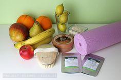 Hannah von Projekt:Gesund leben startet mit unserem Tee in den Tag. Was ihr noch bei ihrer Morgen-Routine hift, könnt ihr hier nachlesen :)