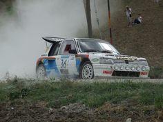 Peugeot 205 turbo 16 gr B