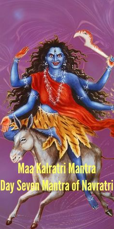 Maa Kalratri Mantra - Day Seven Mantra of Navratri - Insight state Durga Maa, Hanuman, Maa Wallpaper, Gayatri Mantra, Avengers Imagines, Hindu Mantras, Tantra, Gods And Goddesses, Comic Art