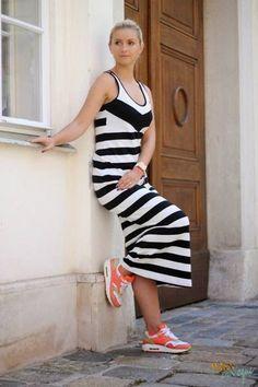 Maxi-dress from Adidas
