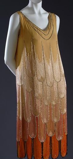 1920's Beautiful Flapper dress