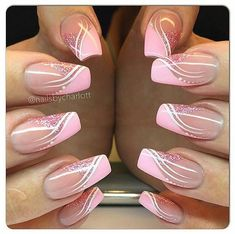 French Nails Nude Square Tip White Triangular Long Ele French Nails Nude Quadratisch Spitze Weis Dreieckig Lang Elegant Brautnagel Ring French Nails Nude Square Lace White Triangular Long Elegant Bridal Nail Ring - Elegant Bridal Nails, Elegant Nails, Classy Nails, Nude Nails, Pink Nails, Acrylic Nails, Clear Acrylic, Hair And Nails, My Nails