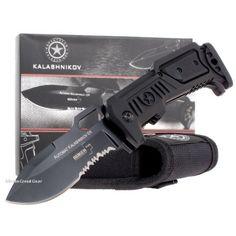 Boker Plus 01KAL09 Kalashnikov 2009 Linerlock Knife Combo Edge | MooseCreekGear.com | Outdoor Gear — Worldwide Delivery! | Pocket Knives - Fixed Blade Knives - Folding Knives - Survival Gear - Tactical Gear