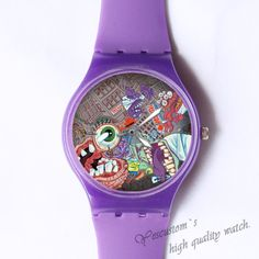 Magic Custom classic photo watch