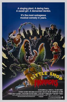 Little Shop of Horrors - all Halloween Day on Hollywood Suite!  www.hollywoodsuite.ca