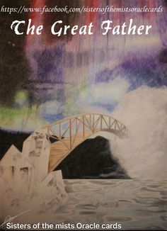 Great Father, Oracle Cards, Sign Printing, Stunningly Beautiful, Sydney Harbour Bridge, Mists, Artwork, Artist, Movie Posters
