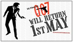 ULTIMATE 007 is returning to Tumblr soon! Follow NOW for an avalanche of quality 007 images! ultimate-007.tumblr.com