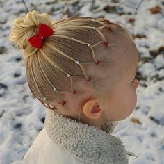 51 pretty hairstyles for your little girl hairstyles # hairstyles . - 51 pretty hairstyles for your little girl # – – - Baby Girl Hairstyles, Pretty Hairstyles, Braided Hairstyles, Toddler Hairstyles, Hairdos, Cute Little Girl Hairstyles, Hair For Little Girls, Short Hairstyles, Mixed Kids Hairstyles