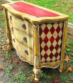 Image result for the glory collection painted furniture