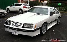 Ford Mustang Hatchback 1983 | AutoClasico