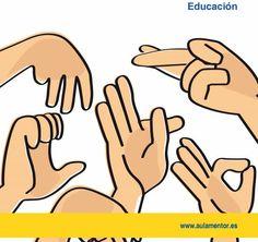 Lengua de signos - Aula Mentor