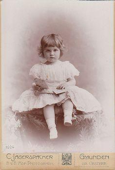 Princesse Marie-Alexandra de Bade (1902-1944) fille du prince Maximilien et de la princesse Marie-Louise de Hanovre