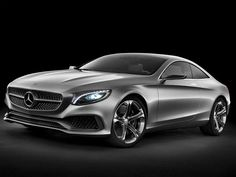 Frankfurt - Mercedes-Benz S-Class Coupe Concept Graces The Show - Drivespark