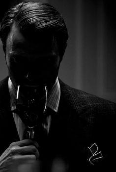 devil–in–suit:  The Devil.