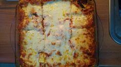 Eggplant&Zucchini Lasagna