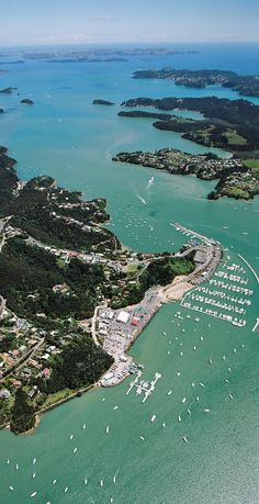 Opua Marina Bay of Islands - Extended entry period for international yachts visiting New Zealand