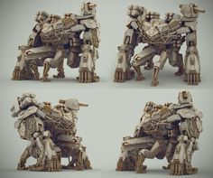 Titan, Nick Govacko on ArtStation at http://www.artstation.com/artwork/titan-d169d3da-6f7b-4140-a8ad-991f81f71d2f