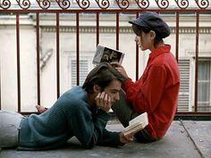 La Chinoise (1967) dir. Jean Luc Godard #lachinoise #film #movies #cinema #jeanlucgodard #nouvellevague #vintage #classic #60s #1960s