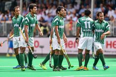 Pakistan Hockey Federation (PHF) President Brig (retd) Muhammad Khalid Sajjad Khokhar on Thursday introduced the appointment of a brand new nationwide choi Hockey Tournaments, Hockey Teams, Pakistani Newspapers, Hockey World Cup, Champions Trophy, Team S, Green Shirt, Olympians, Sports News