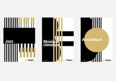 Goldfingers | Recording Studio by Dimitris Kostinis, via Behance