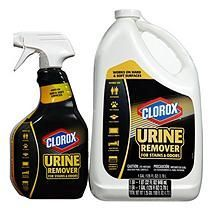 Clorox Urine Remover Stain And Odor 128 Fl Oz All Purpose