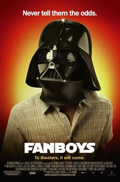 Fanboys , starring Dan Fogler, Jay Baruchel, Kristen Bell, Sam Huntington. Star Wars fanatics take a cross-country trip to George Lucas' Skywalker Ranch so their dying friend can see a screening of 'Star Wars: Episode I - The Phantom Menace' before its release. #Adventure #Comedy #Drama