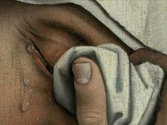 Descente de Croix - Van der Weyden - détail