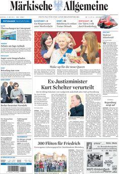 Dienstag, 15. Mai 2012 - Brandenburgs Ex-Justizminister verurteilt » http://www.maerkischeallgemeine.de/cms/beitrag/12327951/62249