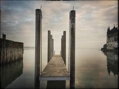 Showcase of inspirational iPhone Photography of misty landscape scenes. Featuring work by Michaela Meerkatz, Chris Harland, David DeNagel, Cindy Buske, Mariko Klug.