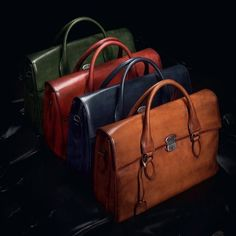 Fancy - E Mio Briefcase by Berluti