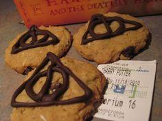 Hallows cookies