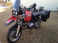 BMW : R-Series1100GS 1995