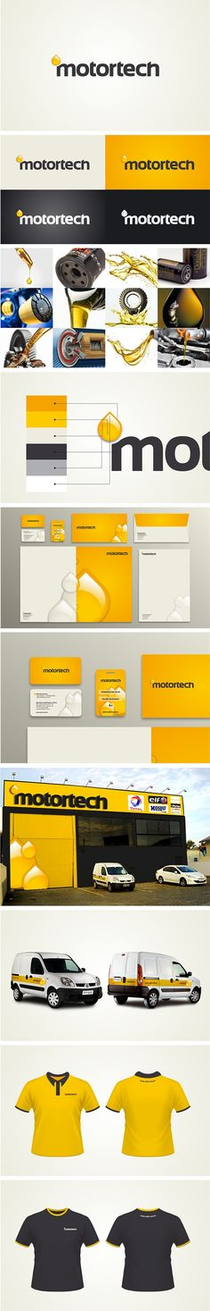 MOTORTECH - ID PROJECT on Behance