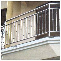 Stainless Steel Balcony Railing Garde Corps Balcon