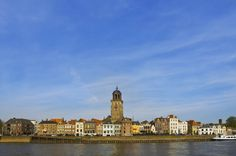 Hanseatic City #Deventer  #Netherlands #cityscape