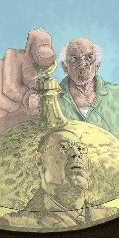 Breaking Bad - ''Last chance to look at me Hector'' - Strong Sauce Studio ----