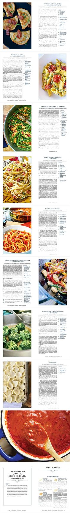 The Ultimate Pasta and Noodle Cookboo