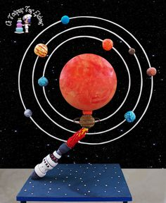 Solar systems world globes on pinterest solar system for Plante 90 cm